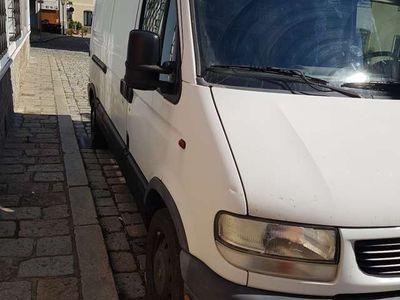 gebraucht Opel Movano L2H2 2,2 DTI 3,5t HD mittel