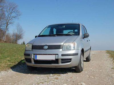 gebraucht Fiat Panda 1.1 Klein-/ Kompaktwagen