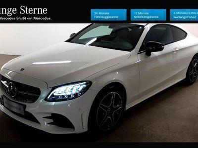 gebraucht Mercedes C180 Coupe