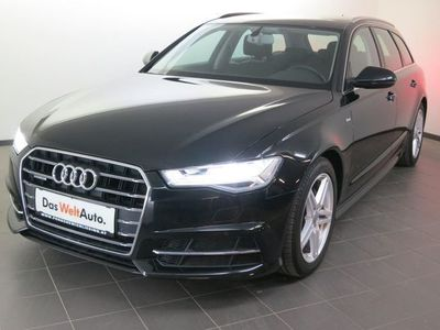 used Audi A6 Avant 2.0 TDI quattro intense