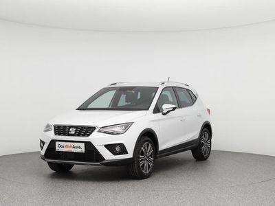 gebraucht Seat Arona Xcellence EcoTSI SUV / Geländewagen,