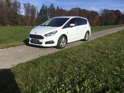 gebraucht Ford S-MAX Titanium 2.0 TDCi Auto-Start/Stop