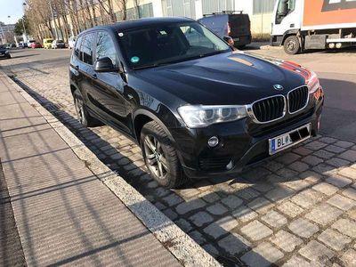 gebraucht BMW X3 xDrive 20d SUV / Geländewagen