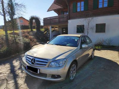gebraucht Mercedes C180 C-KlasseCDI Limousine