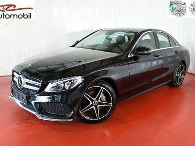 gebraucht Mercedes C220 C-Klassed 4MATIC Exklusive Austria Edition Aut. Limousine,