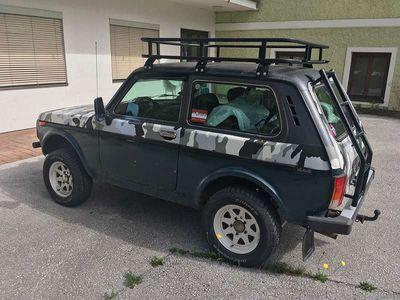 gebraucht Lada Taiga 1.7 KAT SUV / Geländewagen,