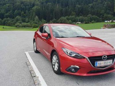 gebraucht Mazda 3 Sport CD150 Attraction Aut. Limousine