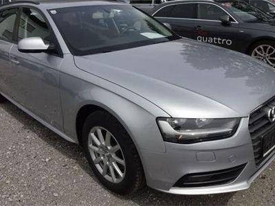 brugt Audi A4 Avant 2,0 TDI Aut. MMI Navi,Bluetooth Kombi / Family Van,