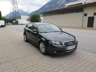 gebraucht Audi A3 Sportback Attraction 1,9 TDI