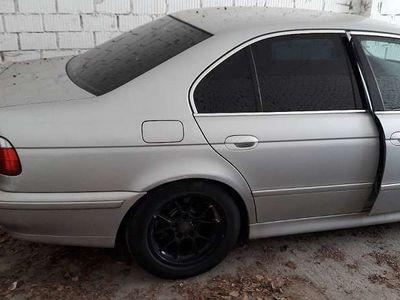 gebraucht BMW 530 5er-Reihe e39 d limo Limousine