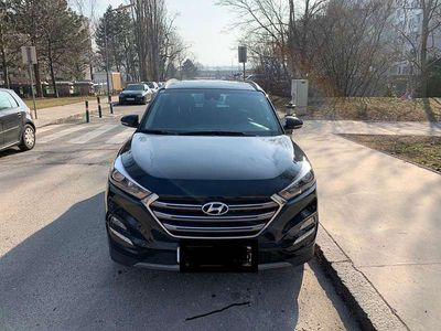 brugt Hyundai Tucson Business 1,7 CRDi 2 WD SUV / Geländewagen,