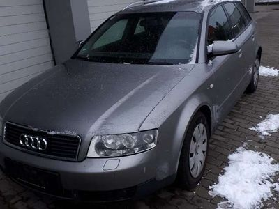 gebraucht Audi A4 Avant 2,5 TDI V6