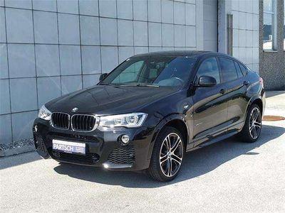 gebraucht BMW X4 xDrive 20d M Sport Aut. SUV / Geländewagen