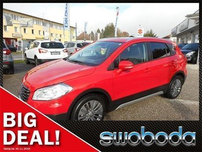 gebraucht Suzuki SX4 S-Cross 1,6 DDiS flash