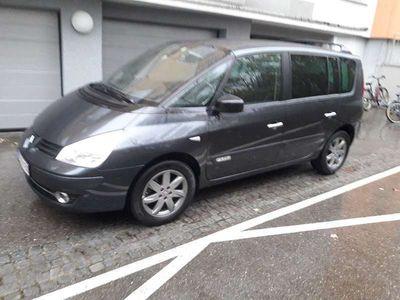 gebraucht Renault Espace 20.dci Kombi / Family Van