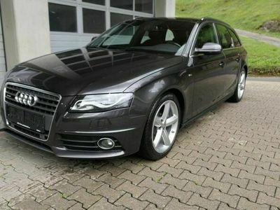 gebraucht Audi A4 Avant 2.0 TDI qu. Sport