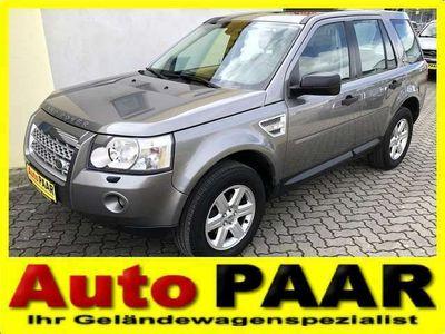 """gebraucht Land Rover Freelander 2,2 Td4 S """"Allrad"""" *** 1. Besitz !!! LEDER PanoramaGlasdach !!! SUV / Geländewagen"""