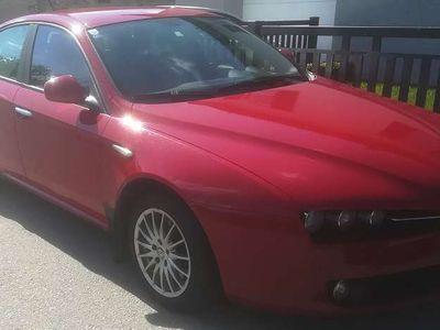 gebraucht Alfa Romeo 159 1.9 JTDM 8V 120 PS Limousine