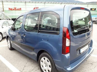 gebraucht Peugeot Partner Klein-/ Kompaktwagen