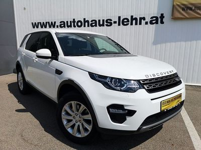 brugt Land Rover Discovery Sport 2,0 SD4 4WD SE Aut. SE