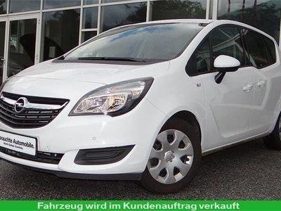 gebraucht Opel Meriva 1,4 Turbo Ecotec Edition Start/Stop System