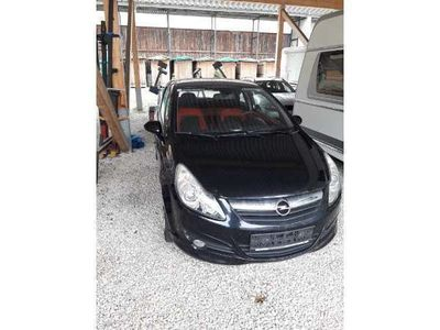 used Opel Corsa 1,6 Turbo GSI