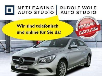 gebraucht Mercedes CLA220 4M SB Urban+LED High+Navi+Distro+Spur-P.