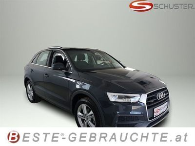 gebraucht Audi Q3 2.0 TFSI Quattro S-Tronic Design
