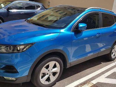 gebraucht Nissan Qashqai 1,2 DIG-T Acenta SUV / Geländewagen
