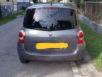 gebraucht Renault Modus 1.1 Klein-/ Kompaktwagen