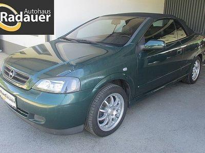 gebraucht Opel Astra Cabriolet Bertone 1,8 16V