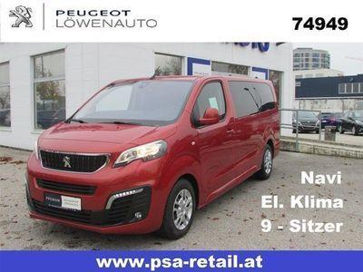 gebraucht Peugeot Traveller Business L3 BHDI 150