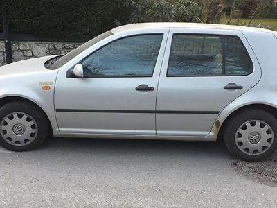 gebraucht VW Golf IV Typ 1J Klein-/ Kompaktwagen