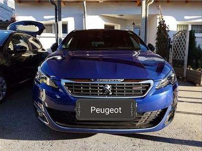 brugt Peugeot 308 SW 1,6 BlueHDi 120 GT Line S