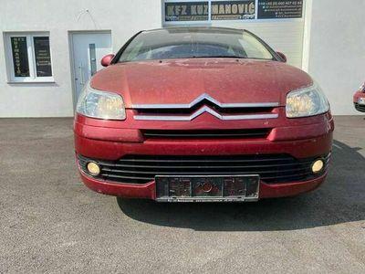 gebraucht Citroën C4 1,6 HDi 110 SX Pack FAP *EXPORT*