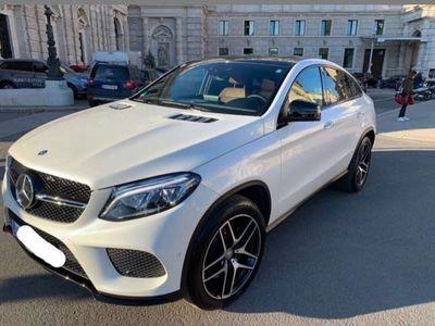 gebraucht Mercedes GLE400