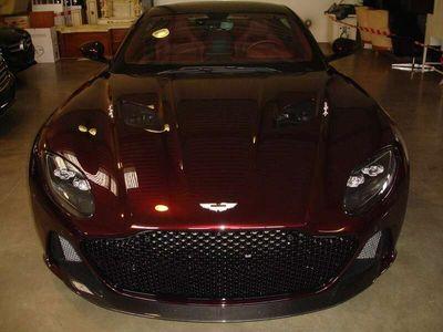 gebraucht Aston Martin DBS 5.2 V12 Superleggera !!! 400 km - Unikat !!!