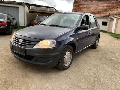 gebraucht Dacia Logan 1,2 16V