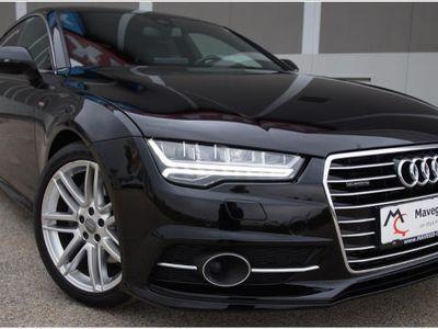 gebraucht Audi A7 Sportback 3,0 TDI quattro S-tronic *** S-LINE ***