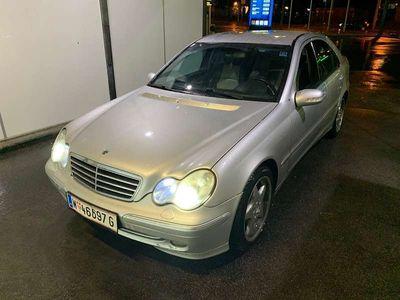 gebraucht Mercedes C270 Cdi Avantgarde Limousine