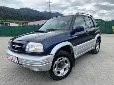 gebraucht Suzuki Grand Vitara VitaraTD Aut. SUV / Geländewagen