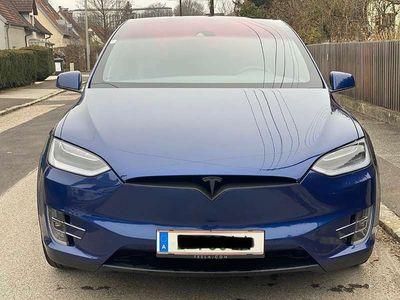 gebraucht Tesla Model X P90DL SUV / Geländewagen