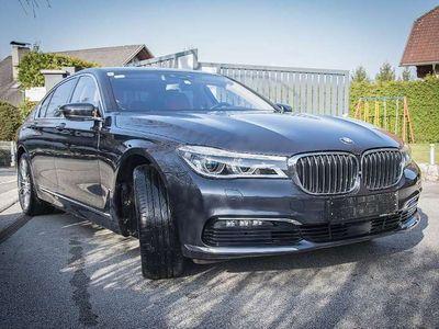 gebraucht BMW 740 7er-Reihe d xDrive Aut.*VOLL*-Laserlight Limousine