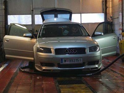 gebraucht Audi A3 2 tdi Sportwagen / Coupé
