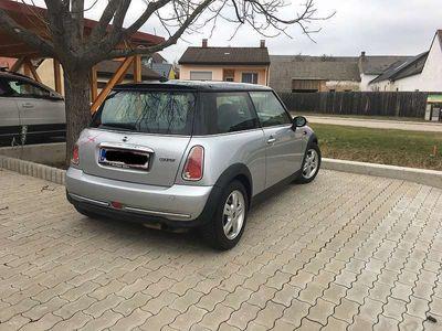 brugt Mini Cooper R50 Klein-/ Kompaktwagen,