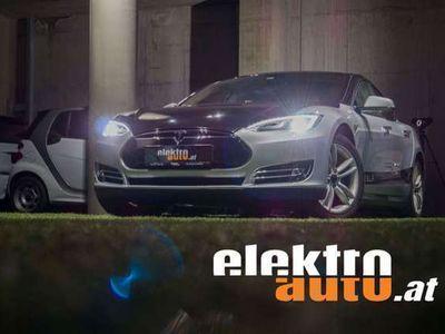 gebraucht Tesla Model S Signature P85 * Vollgarantie * VORSTEUERABZUG