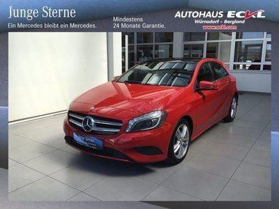 used Mercedes A200 A-KlasseCDI BlueEfficiency Aut. Limousine,