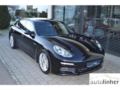 gebraucht Porsche Panamera 4S DSG LED+ACC+GANZLEDER+BOSE+SPURWECHSEL+ZUZIEH