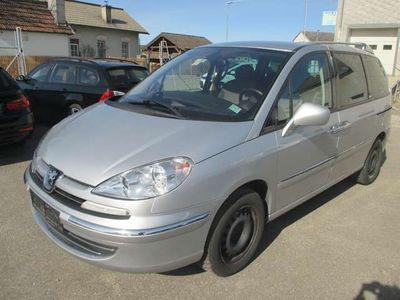 gebraucht Peugeot 807 2,0 HDi 136 FAP Premium