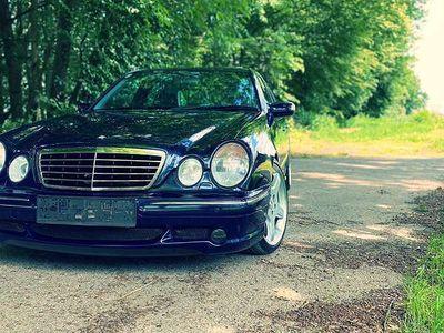 gebraucht Mercedes E55 AMG AMG Limousine
